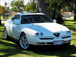 1998 ALFA ROMEO GTV V6 (No Series) COUPE