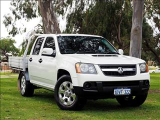 2010 HOLDEN COLORADO LX RC UTILITY