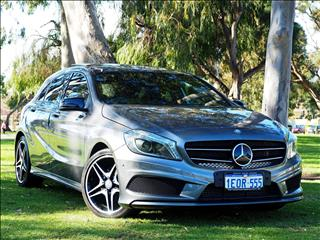 2014 MERCEDES-BENZ A200 CDI  W176 HATCHBACK