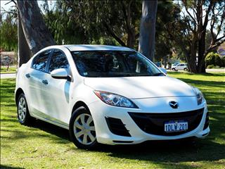 2010 MAZDA 3 Neo BL Series 1 SEDAN