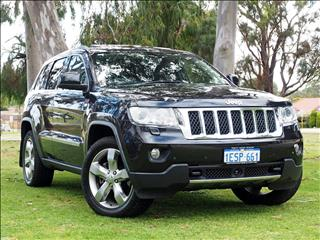 2011 JEEP GRAND CHEROKEE Overland WK WAGON