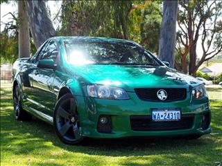 2011 HOLDEN UTE SV6 Thunder VE Series II UTILITY