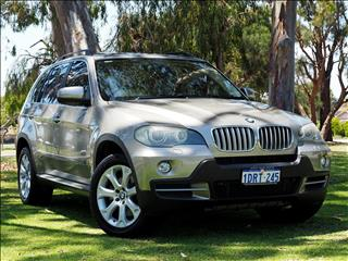 2008 BMW X5 xDrive48i E70 WAGON