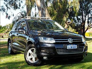 2012 VOLKSWAGEN TOUAREG V6 TDI 7P WAGON