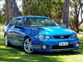 2004 FORD PERFORMANCE VEHICLES GT  BA Mk II SEDAN