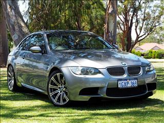 2008 BMW M3  E92 COUPE