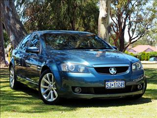 2009 HOLDEN CALAIS V VE SEDAN
