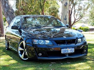 2004 HOLDEN SPECIAL VEHICLES CLUBSPORT R8 Y Series 2 SEDAN