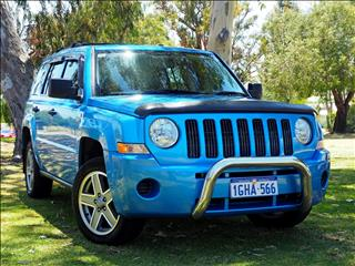 2008 JEEP PATRIOT Sport MK WAGON