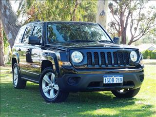 2014 JEEP PATRIOT Sport MK WAGON