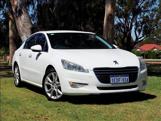 2012 PEUGEOT 508 Allure (No Series) SEDAN