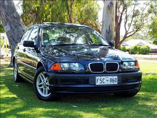 2000 BMW 3 SERIES 318i E46 SEDAN