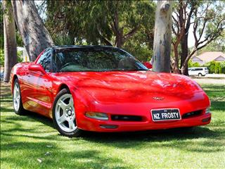 1997 CHEVROLET CORVETTE  C5 COUPE