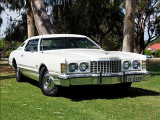 1976 FORD THUNDERBIRD  (No Series) COUPE