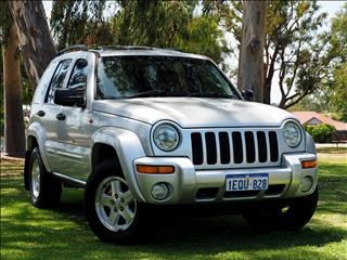 2002 JEEP CHEROKEE Limited KJ WAGON