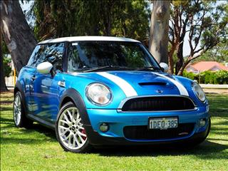 2009 MINI HATCH John Cooper Works R56 HATCHBACK