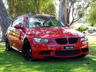 2007 BMW M3  E92 COUPE