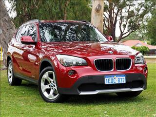 2010 BMW X1 sDrive20d E84 WAGON