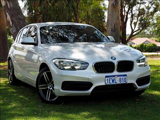 2015 BMW 1 SERIES 118d F20 HATCHBACK