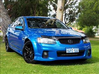 2011 HOLDEN COMMODORE SV6 VE Series II SEDAN