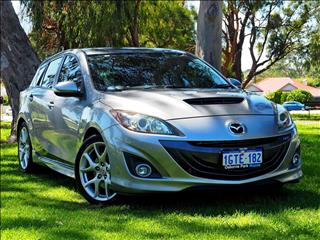 2009 MAZDA 3 MPS BL Series 1 HATCHBACK