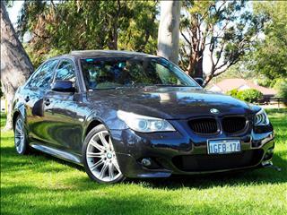 2009 BMW 5 SERIES 525i E60 SEDAN