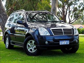 2009 SSANGYONG REXTON RX270 Y220 II WAGON