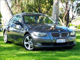 2009 BMW 3 SERIES 323i E92 COUPE