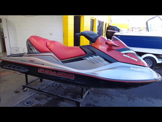 SEADOO RXT 215 HORSEPOWER 4 STROKE 2005 THREE SEATER JET SKI $6450
