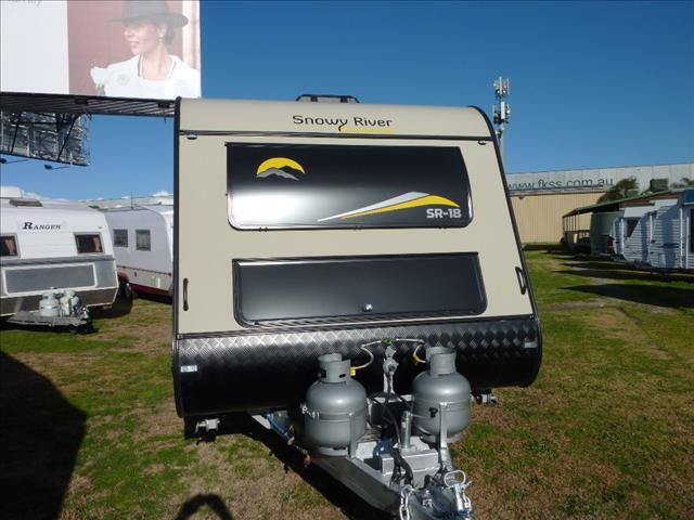 2016 SNOWY RIVER 18FT SINGLE AXLE CARAVAN ...UNDER CONTRACT....