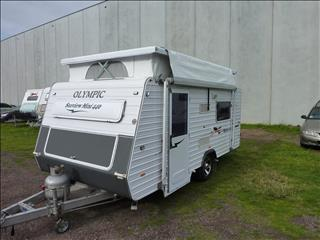 2011 OLYMPIC SEAVIEW 14ft 6 in MINI 440 POP TOP ON SALE NOW