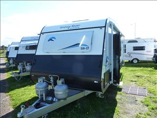 NEW 2017 SNOWY RIVER SR17 MODEL 18 FT WITH REAR ENSUITE