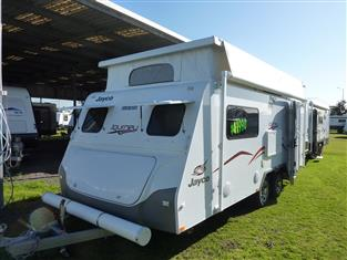 2014 JAYCO JOURNEY 18FT 6IN POP TOP WITH REAR ENSUITE