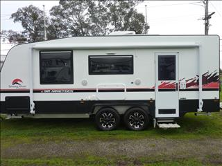 NEW MODEL 2020 SNOWY RIVER SR19 21FT ENSUITE CARAVAN ON SALE NOW