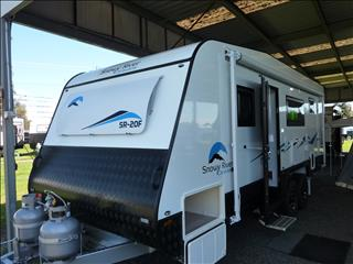 NEW 2017 SNOWY RIVER SR20F  FAMILY CARAVAN