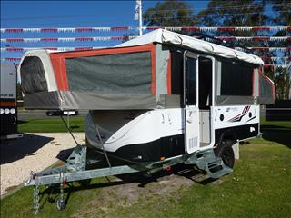2018 JAYCO SWAN OUTBACK CAMPER AS NEW