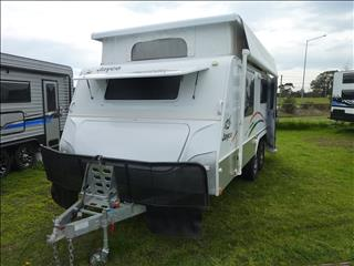 2012 JAYCO DISCOVERY 17FT 7IN OUTBACK POP TOP