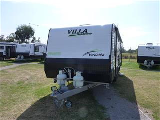 NEW 2018 VILLA VERONIKA 21 FT 6IN CARAVAN