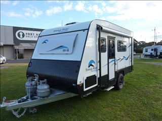 NEW 2017 SNOWY RIVER SR15 CARAVAN - 16 FT