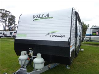"NEW 2017 VILLA VERONIKA "" MARINO MODEL"" 21 FT 6IN CARAVAN"