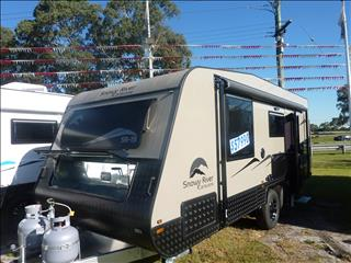 ALL NEW 2019 SNOWY RIVER SR19 21FT ENSUITE CARAVAN