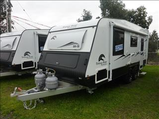 NEW 2018 PLATED SNOWY RIVER SR19 21FT ENSUITE CARAVAN