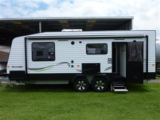 NEW 2017 VILLA VERONIKA 21 FT 6IN CARAVAN WITH REAR  ENSUITE ON SALE NOW