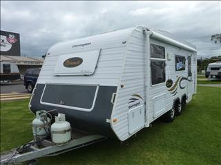 2011 CORONET CARRINGTON 21FT ENSUITE CARAVAN