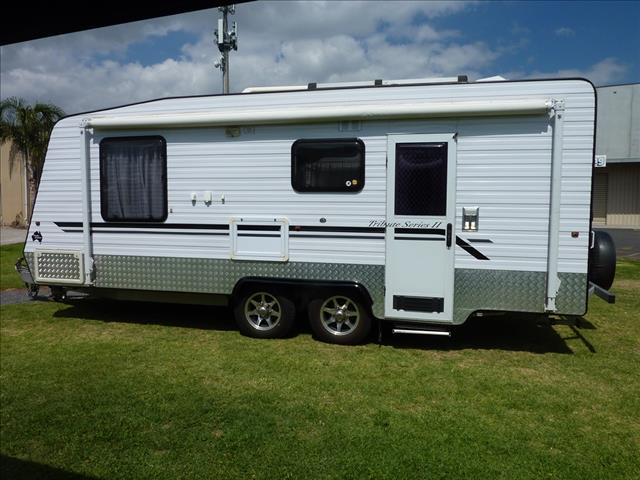 2011 KOKODA 20 FOOT 6 INCH TRIBUTE SERIES 2 WITH FULL ENSUITE