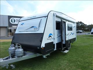 NEW 2017 SNOWY RIVER SR17 MODEL 18 FT WITH FULL ENSUITE