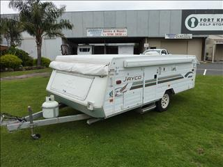 2004 JAYCO SWAN CAMPER ON SALE NOW