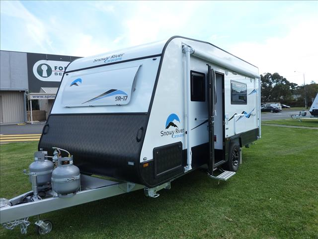 NEW 2017 SNOWY RIVER SR17 MODEL 18 FT WITH FULL ENSUITE ON SALE NOW
