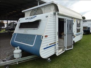 2001 GALAXY SOUTHERN CROSS 16FT POP TOP