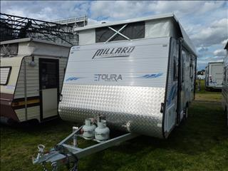 2017 MILLARD TOURA 1600FD SEMI OFF ROAD POP TOP